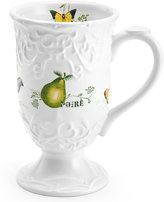 Mikasa Dinnerware, Antique Countryside Pear Mug