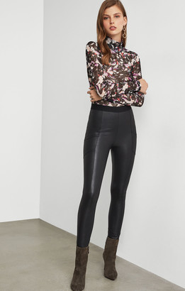 BCBGMAXAZRIA Andrei Faux Leather Legging