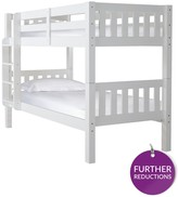 Silentnight Neptune Solid Pine Bunk Bed