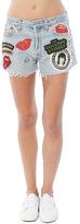 MadeWorn Rolling Stone Shorts