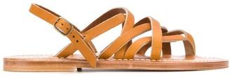 K. Jacques Pandora sandals