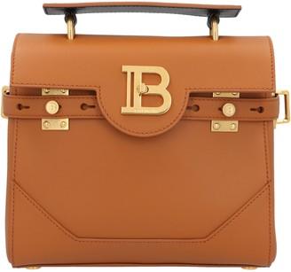 Balmain B-Buzz 23 Top Handle Tote Bag