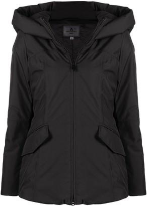 Peuterey Zip-Up Hooded Coat