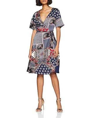 Yumi Women's DRES Wrap Dress,(Size:)