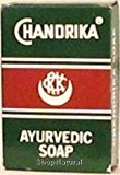 Soap, Ayurvedic, Chandrika, 2.64 oz.