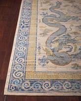 Barclay Butera Dynasty Rug, 5.6' x 8'