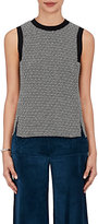 Derek Lam Women's Combo Sleeveless Top