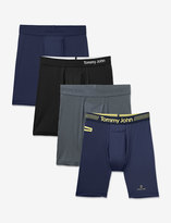 Tommy John Boxer Brief Fabric Sampler (Set of 4)