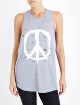 The Upside Peace marcova jersey sleeveless top