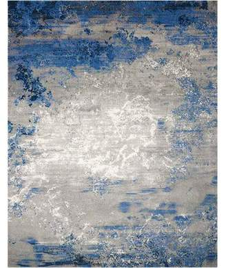 Antigua Latitude Run Blue/Gray Area Rug Latitude Run