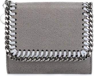 Stella McCartney Falabella flap cardholder