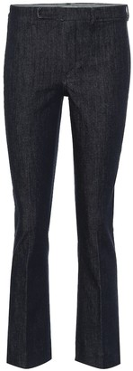 S Max Mara Mid-rise slim-fit stretch jeans