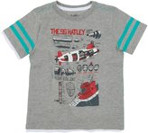 Hatley Graphic Tee (Toddler/Kid) - Submarines-6