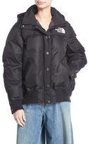 Sacai The North Face® Puffer Bomber Coat