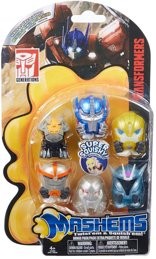 Transformers Mashems Value Pack
