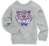 Kenzo Toddler's, Little Girl's & Girl's Knitted Cotton Sweatshirt
