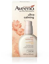 Aveeno Ultra-Calming Daily Moisturizer With Broad Spectrum SPF 15, 4 Fl. Oz