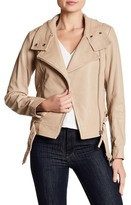 Mackage Hania Asymmetrical Zip Jacket