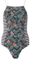Dorothy Perkins Womens **Noisy May Mix Floral Print Swimsuit- Fl Multi