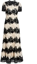 RED Valentino Lace A-Line Dress