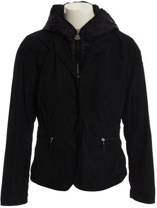 Moncler Black Polyester Jackets