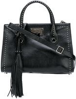 Jimmy Choo Riley tote bag - women - Leather - One Size