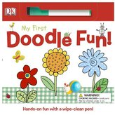 DK Publishing My First Doodle Fun! (Board Book)