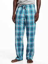 Old Navy Poplin Sleep Pants for Men