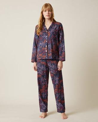 Jigsaw Animal Floral Modal Pyjamas