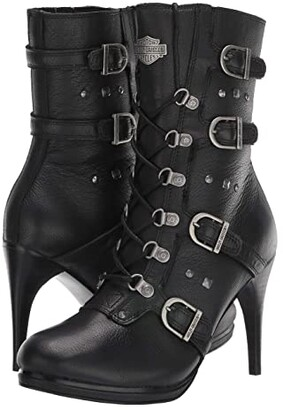 Harley-Davidson Chesterton (Black) Women's Boots