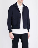 Paul Smith Harrington Wool Bomber Jacket
