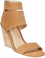 Kelsi Dagger Brooklyn Mackie Wedge Sandals
