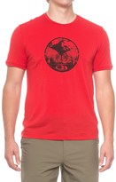 Icebreaker Tech Lite Challenge T-Shirt - Merino wool, Short Sleeve (For Men)