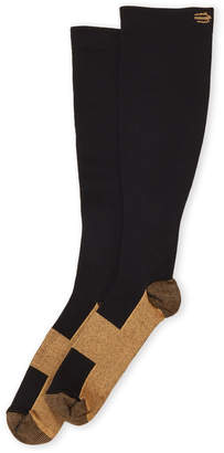 As Seen On Tv Small/Medium Miracle Copper Anti-Fatigue Compression Socks