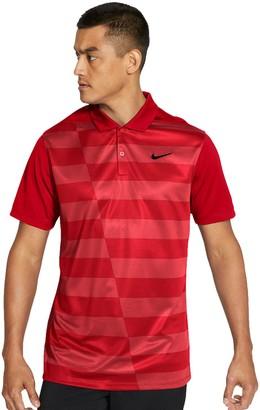 Nike Men's Dri-FIT Striped Golf Polo