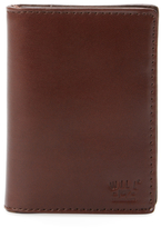 Will Leather Goods Folded Card Case