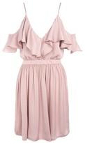 Oh My Love **Frill Mini Dress