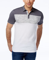 Alfani Men's Colorblocked Polo, Only at Macy's
