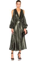 Zimmermann Karmic Metallic Billow Dress