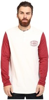 Vans Robles Long Sleeve Henley