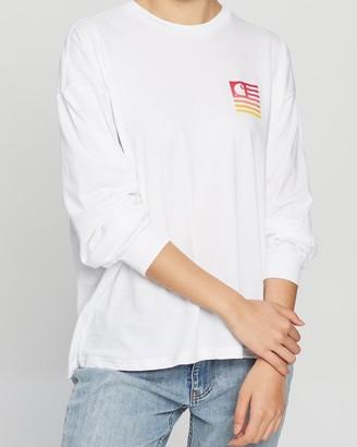Carhartt LS State Gradient T-Shirt