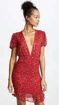Free People Baby Love Smocked Bodycon Dress