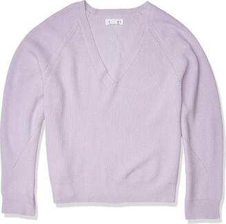 Velvet by Graham & Spencer Women's V-Neck Sweater