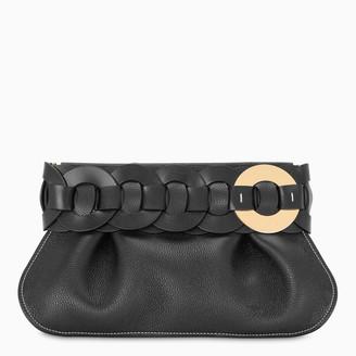 Chloé Black Darryl clutch