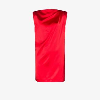 GAUGE81 Cali satin mini dress
