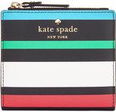 Kate Spade Harding Street Fiesta Stripe Adalyn Wallet
