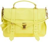 'PS1' medium satchel