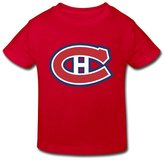 Flycro RenHe Toddler Geek Montreal Canadiens T-shirts