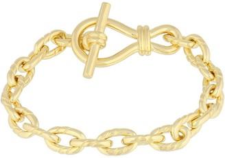 Missoma Loop T Bar Bracelet
