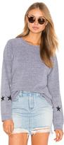 Monrow Vintage Stars Sweatshirt